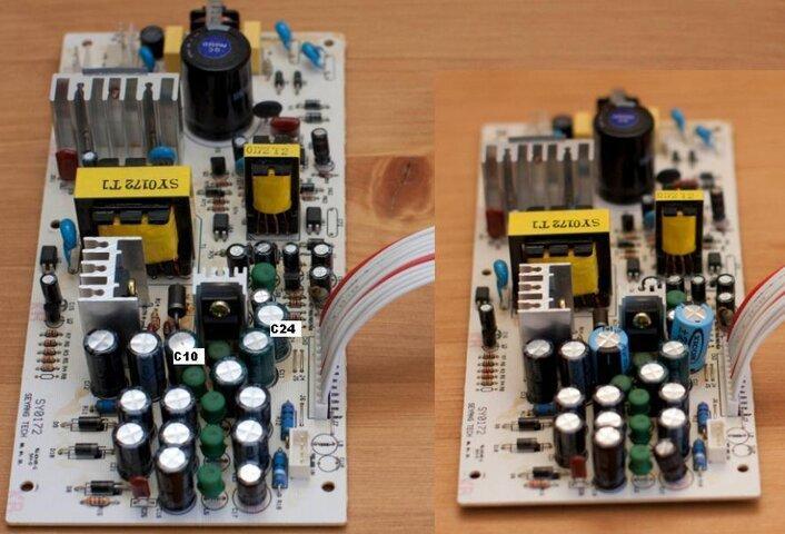 SV8000 Power Supply Replace Caps C10_C24.jpg
